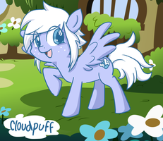 Cloudpuff by Caramelcat123