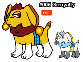 005-Grroyalty by GamingDylan