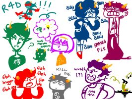 Guess wich part of Homestuck I just reached (?) by GGTheOtakuHero