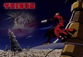 Trigun Wallpaper by Skorpios