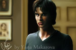 The Vampire Diaries 3.04 by Makarova17