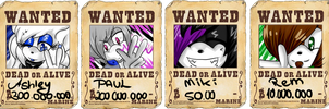 Team STARBEAT WAnteD by AshleyShiotome