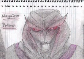 TFP: Megatron .:FIRST TRY:. by DerianaTheHedgehog