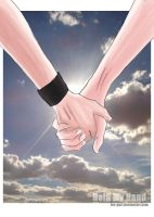 FAIRY TAIL : Hold My Hand : by Fox-gurl