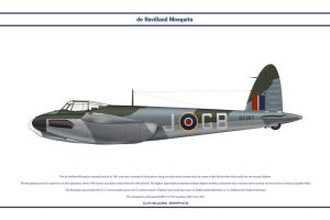 Mosquito 105 Sqn 1 by WS-Clave