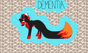 Dementia Ref 2013 by Deadly-Meow