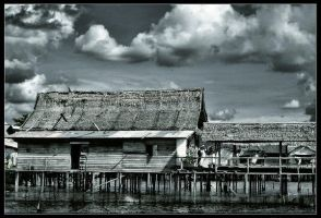 House On the Water by pontianakdeviant