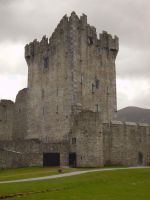 Ross Castle 2 by Malise-Skyla