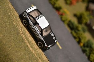 Hot Wheels Initial D Trueno by Anths95