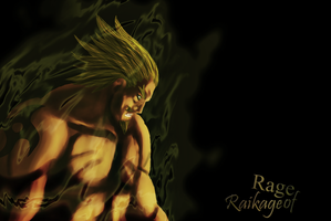 - Rage of Raikage - by Sinist3r-Depht