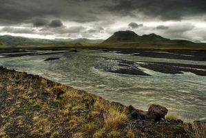 Iceland - the strokes by PatiMakowska