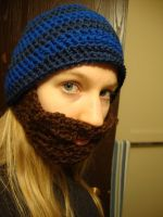 Beard Toque of Awesomeness by HIDDENintheIVY