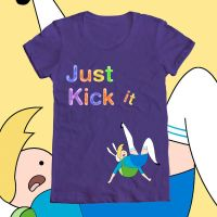 WeLoveFine Fionna Kick 2 Shirt Contest Submission by ichigomomo