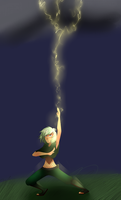 Kita Lightning Release Thingy by Shiiruba