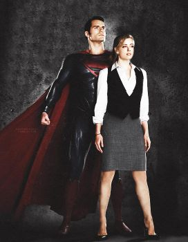 Henry Cavill and Amber Heard by alexsexklaus