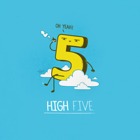 High Five by NaBHaN