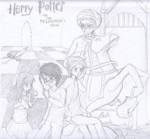 Harry Potter PS/SS by Music-Piyada