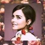 Jenna Coleman by sorryeyescansee