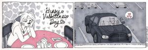 Curtailed: Valentines Day by MandySeley