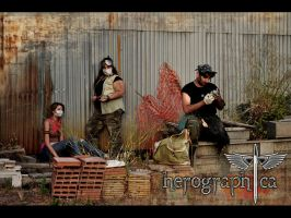 Post apocalyptic: Herographica by n3ru