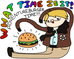 Adventure Burger DeviantID by capitalist-hero