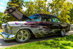 Car Show at San Jose Historical Park 09 by ChefPhoto