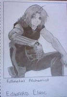 The Fullmetal Alchemist by Sherlock3000