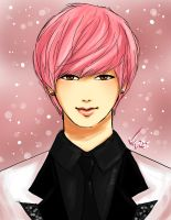 Yesung - KRY winter concert by naruvane-san