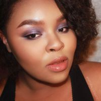 Purple Smokey Eye Makeup by NaturallyErratic