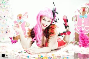 ira im candyland by bommi