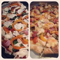 158 Homemade Pizza by DistortedSmile