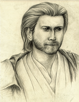 Obi-wan by Calefacto