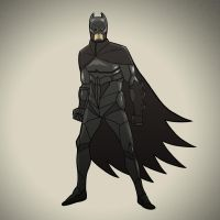 Batman V1.1 by dionbello