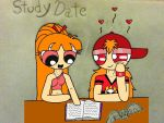 Study Date by Butch829