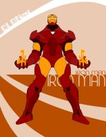 Vector Ironman by CLONstyle