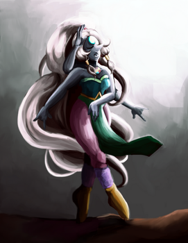 Opal by audreytriggers