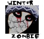 Winter Zombie by oibyrd