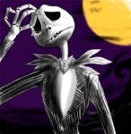 Jack Skellington by Crispy-Gypsy