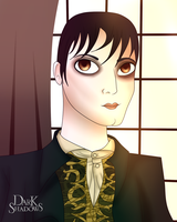 Barnabas by katidoodlesmuch