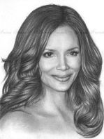 Halle Berry by Ameryn