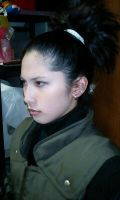 Me as Shikamaru by MIUX-R