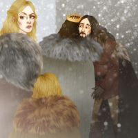 Game of Thrones - Eddard I. by Hed-ush