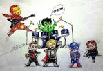 Avengers assembled concert by smileysmell
