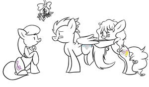 NOW KISS :gift: by Selective-Yellow