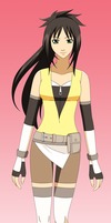 CONTEST Outfit Design for Saya by DreamAngel-Ren