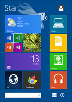 Infinitum: Live tiles by link6155