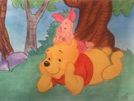 Winnie the Pooh by DanloS