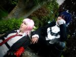 SHUGO CHARA: Perched by SirEgglington