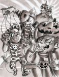 Trick or Trick by P-RO