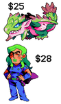 PIXEL ART COMMISSIONS OPEN! by Andcetera